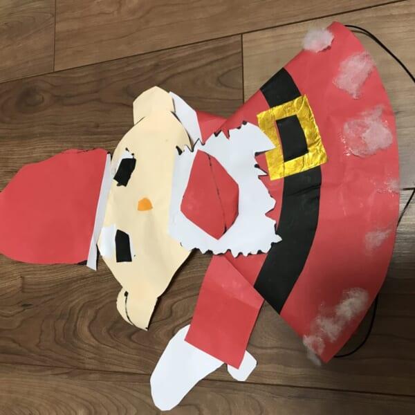 #クリスマス サンタの帽子