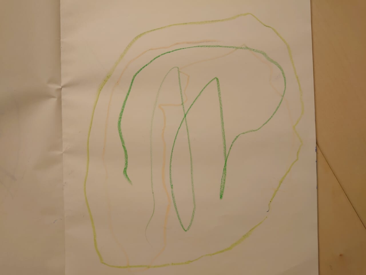 #3歳 カタツムリ