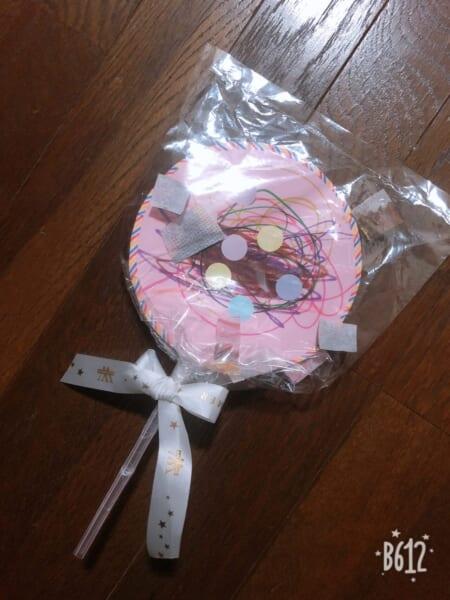 #1歳 キャンディー