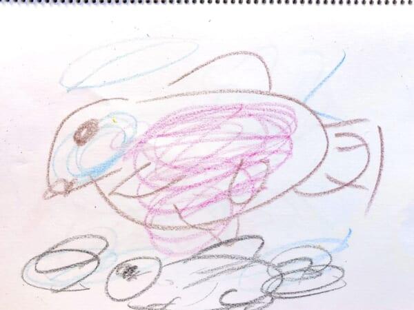 #5歳 魚2