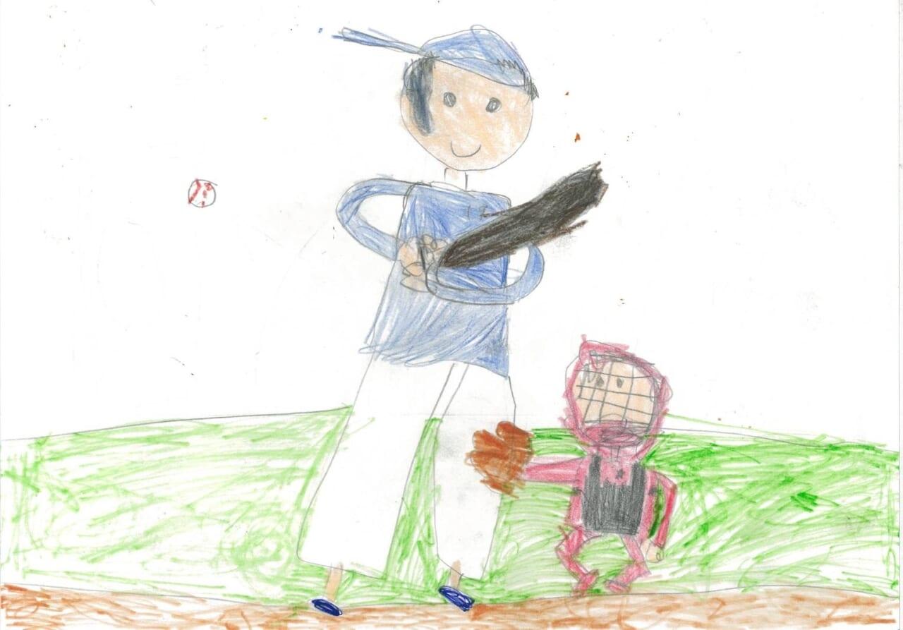 #7歳 野球